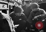Image of American troops aboard LST English Channel, 1944, second 41 stock footage video 65675051824