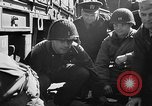 Image of American troops aboard LST English Channel, 1944, second 42 stock footage video 65675051824
