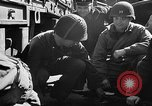 Image of American troops aboard LST English Channel, 1944, second 44 stock footage video 65675051824