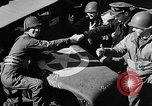 Image of American troops aboard LST English Channel, 1944, second 48 stock footage video 65675051824