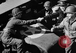 Image of American troops aboard LST English Channel, 1944, second 49 stock footage video 65675051824