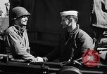 Image of American troops aboard LST English Channel, 1944, second 59 stock footage video 65675051824