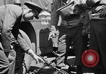 Image of American troops English Channel, 1944, second 6 stock footage video 65675051826