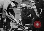 Image of American troops English Channel, 1944, second 8 stock footage video 65675051826