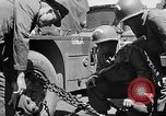 Image of American troops English Channel, 1944, second 10 stock footage video 65675051826