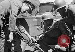 Image of American troops English Channel, 1944, second 11 stock footage video 65675051826