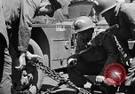 Image of American troops English Channel, 1944, second 13 stock footage video 65675051826