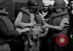 Image of American troops English Channel, 1944, second 23 stock footage video 65675051826