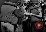 Image of American troops English Channel, 1944, second 25 stock footage video 65675051826