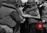 Image of American troops English Channel, 1944, second 26 stock footage video 65675051826