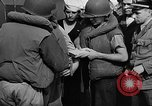 Image of American troops English Channel, 1944, second 27 stock footage video 65675051826
