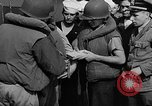 Image of American troops English Channel, 1944, second 28 stock footage video 65675051826