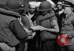 Image of American troops English Channel, 1944, second 29 stock footage video 65675051826