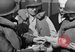 Image of American troops English Channel, 1944, second 31 stock footage video 65675051826