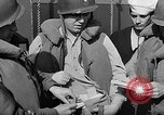Image of American troops English Channel, 1944, second 33 stock footage video 65675051826
