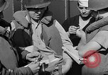 Image of American troops English Channel, 1944, second 37 stock footage video 65675051826