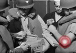 Image of American troops English Channel, 1944, second 38 stock footage video 65675051826