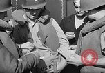 Image of American troops English Channel, 1944, second 39 stock footage video 65675051826