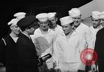 Image of American troops English Channel, 1944, second 41 stock footage video 65675051826