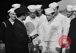 Image of American troops English Channel, 1944, second 49 stock footage video 65675051826