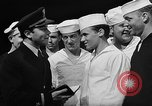 Image of American troops English Channel, 1944, second 53 stock footage video 65675051826