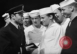 Image of American troops English Channel, 1944, second 58 stock footage video 65675051826