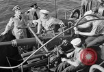 Image of 40 MM gun English Channel, 1944, second 22 stock footage video 65675051830