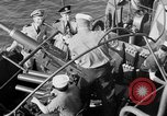 Image of 40 MM gun English Channel, 1944, second 29 stock footage video 65675051830