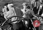 Image of 40 MM gun English Channel, 1944, second 35 stock footage video 65675051830