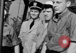 Image of 40 MM gun English Channel, 1944, second 36 stock footage video 65675051830