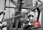 Image of 40 MM gun English Channel, 1944, second 61 stock footage video 65675051830