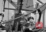Image of 40 MM gun English Channel, 1944, second 62 stock footage video 65675051830