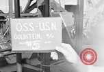 Image of American soldiers English Channel, 1944, second 2 stock footage video 65675051831