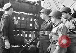Image of American soldiers English Channel, 1944, second 4 stock footage video 65675051831