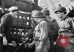 Image of American soldiers English Channel, 1944, second 6 stock footage video 65675051831