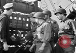 Image of American soldiers English Channel, 1944, second 7 stock footage video 65675051831