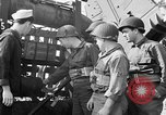 Image of American soldiers English Channel, 1944, second 8 stock footage video 65675051831