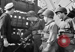 Image of American soldiers English Channel, 1944, second 9 stock footage video 65675051831