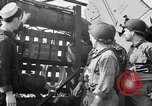 Image of American soldiers English Channel, 1944, second 12 stock footage video 65675051831