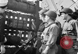Image of American soldiers English Channel, 1944, second 13 stock footage video 65675051831