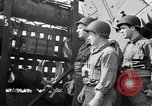 Image of American soldiers English Channel, 1944, second 14 stock footage video 65675051831