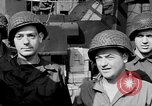 Image of American soldiers English Channel, 1944, second 17 stock footage video 65675051831