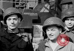 Image of American soldiers English Channel, 1944, second 18 stock footage video 65675051831