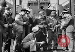 Image of American soldiers English Channel, 1944, second 37 stock footage video 65675051831