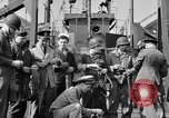 Image of American soldiers English Channel, 1944, second 40 stock footage video 65675051831