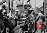 Image of American soldiers English Channel, 1944, second 41 stock footage video 65675051831