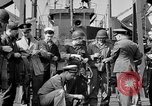 Image of American soldiers English Channel, 1944, second 43 stock footage video 65675051831