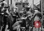 Image of American soldiers English Channel, 1944, second 44 stock footage video 65675051831