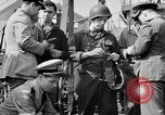 Image of American soldiers English Channel, 1944, second 49 stock footage video 65675051831