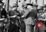 Image of American soldiers English Channel, 1944, second 51 stock footage video 65675051831